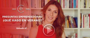 DEBERES DE VERANO ¡Para emprendedoras! - Video Diario Emprendedora