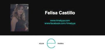 Felisa Castillo - Opiniones de los cursos de Asun Parra